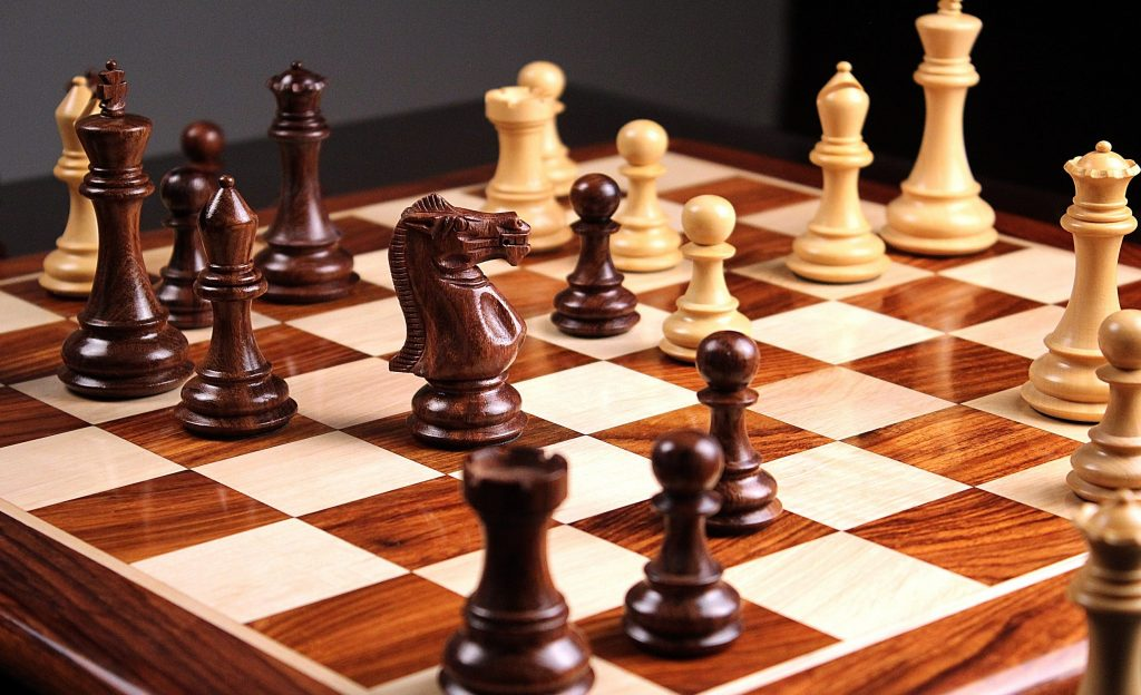Chess game guide